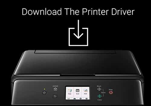 canon printer driver download